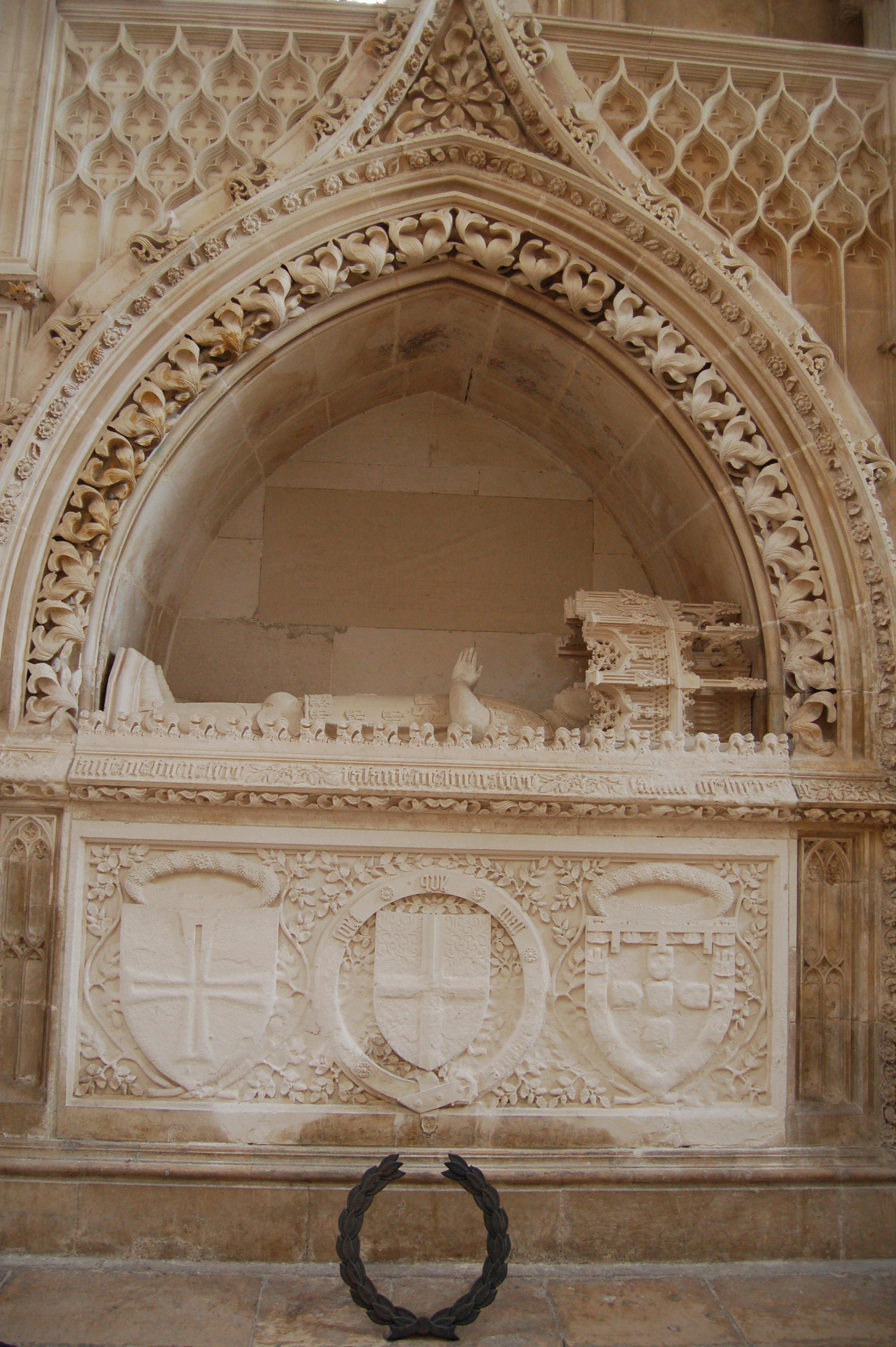 Túmulo do Infante D. Henrique.