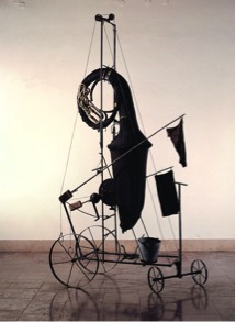 Tadeusz Kantor.  Judgment Day Trumpet , 1979.