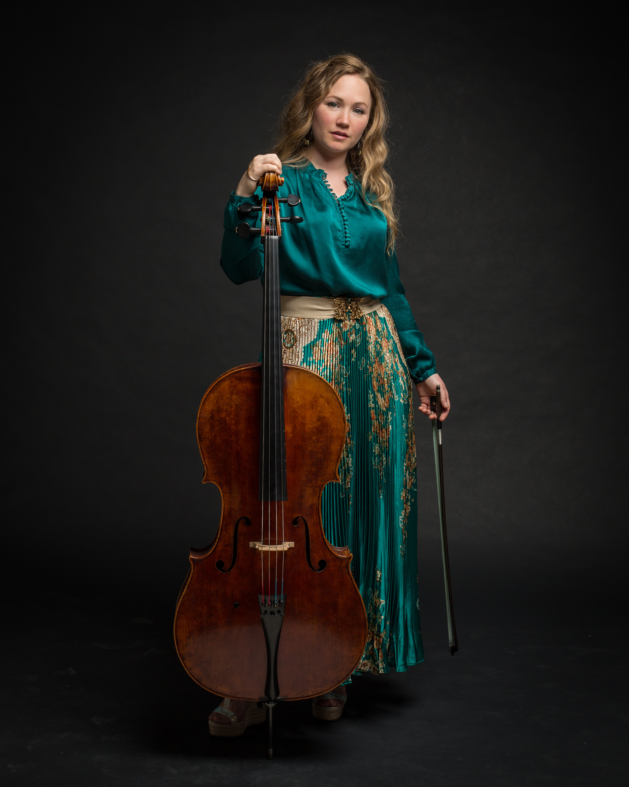 Ashley Bathgate - Cellist