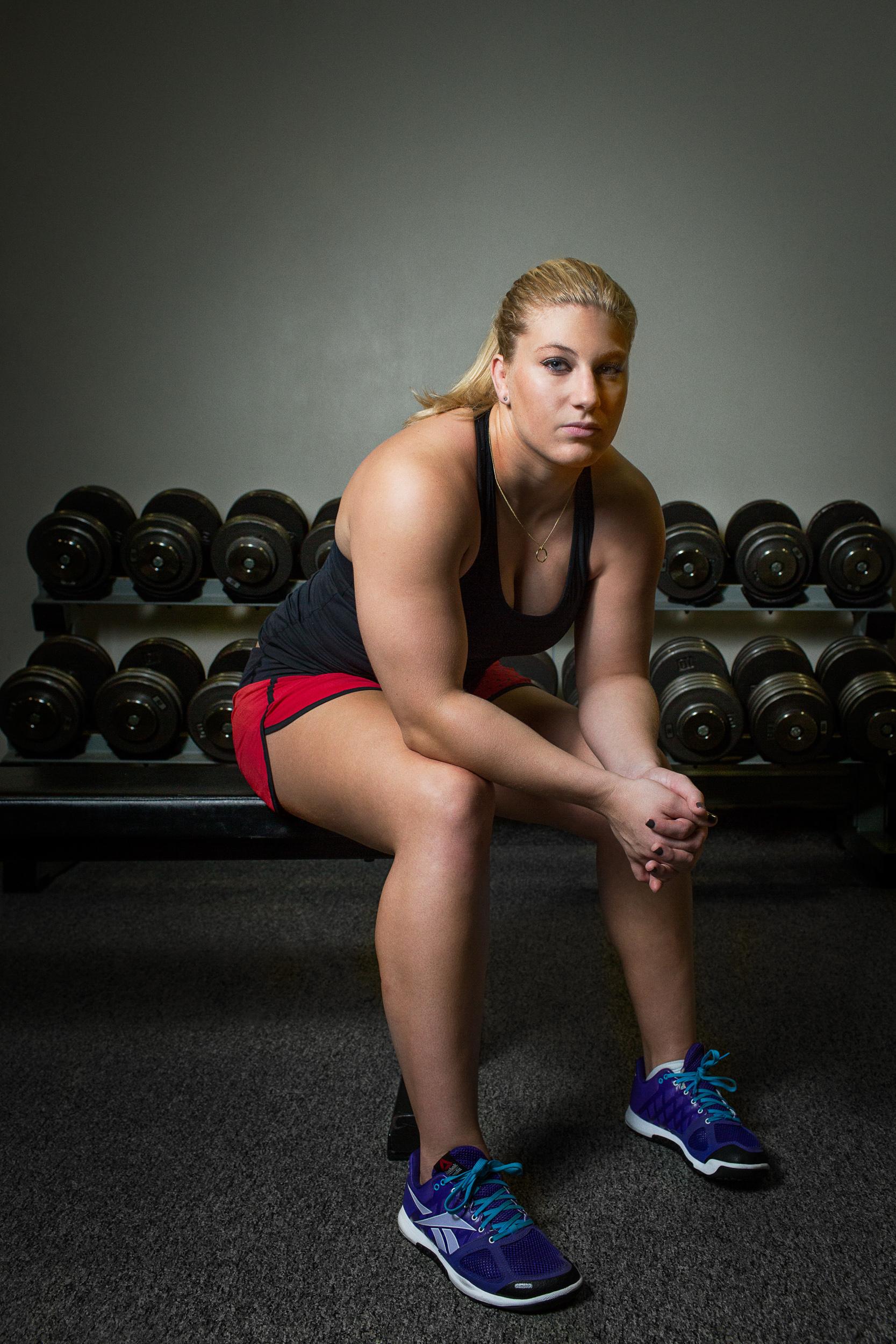 Kayla Harrison - Olympian