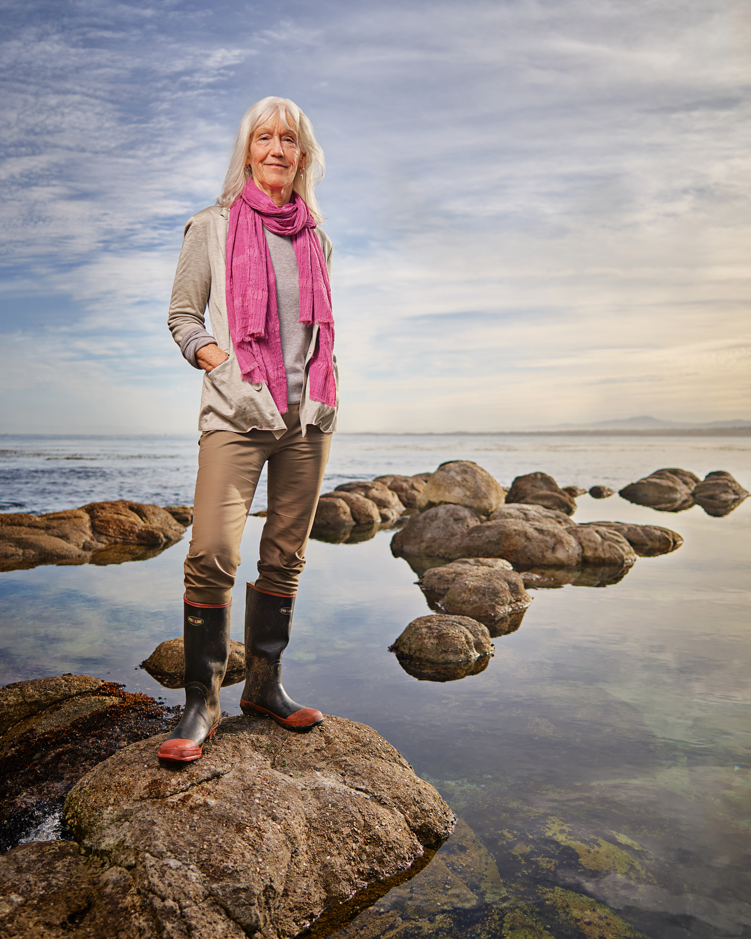 Julie Packard - Director of Monterey Bay Aquarium