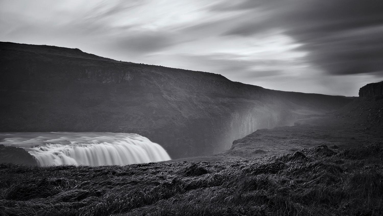 Gullfoss Falls - Iceland