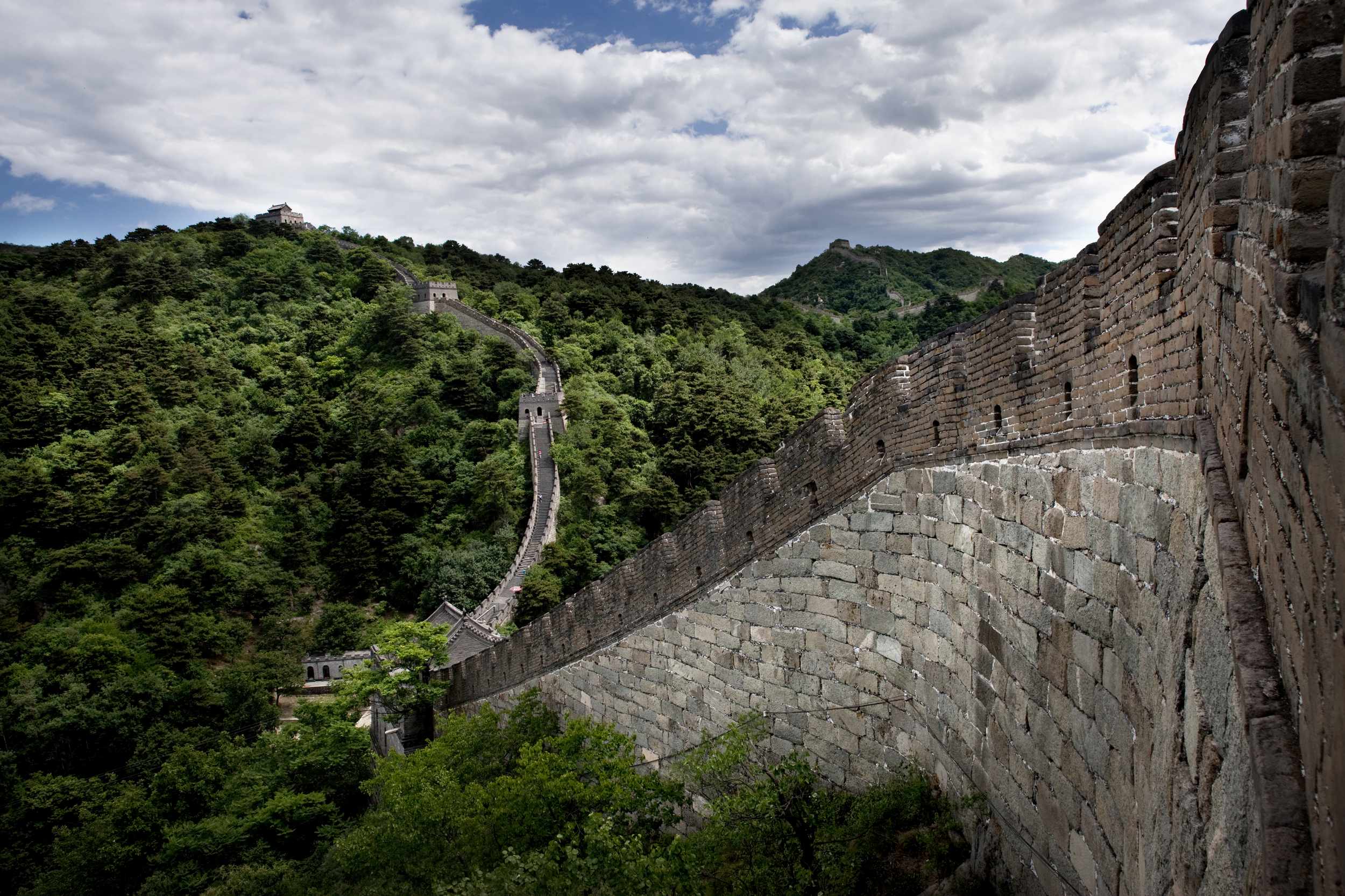 Great Wall - China