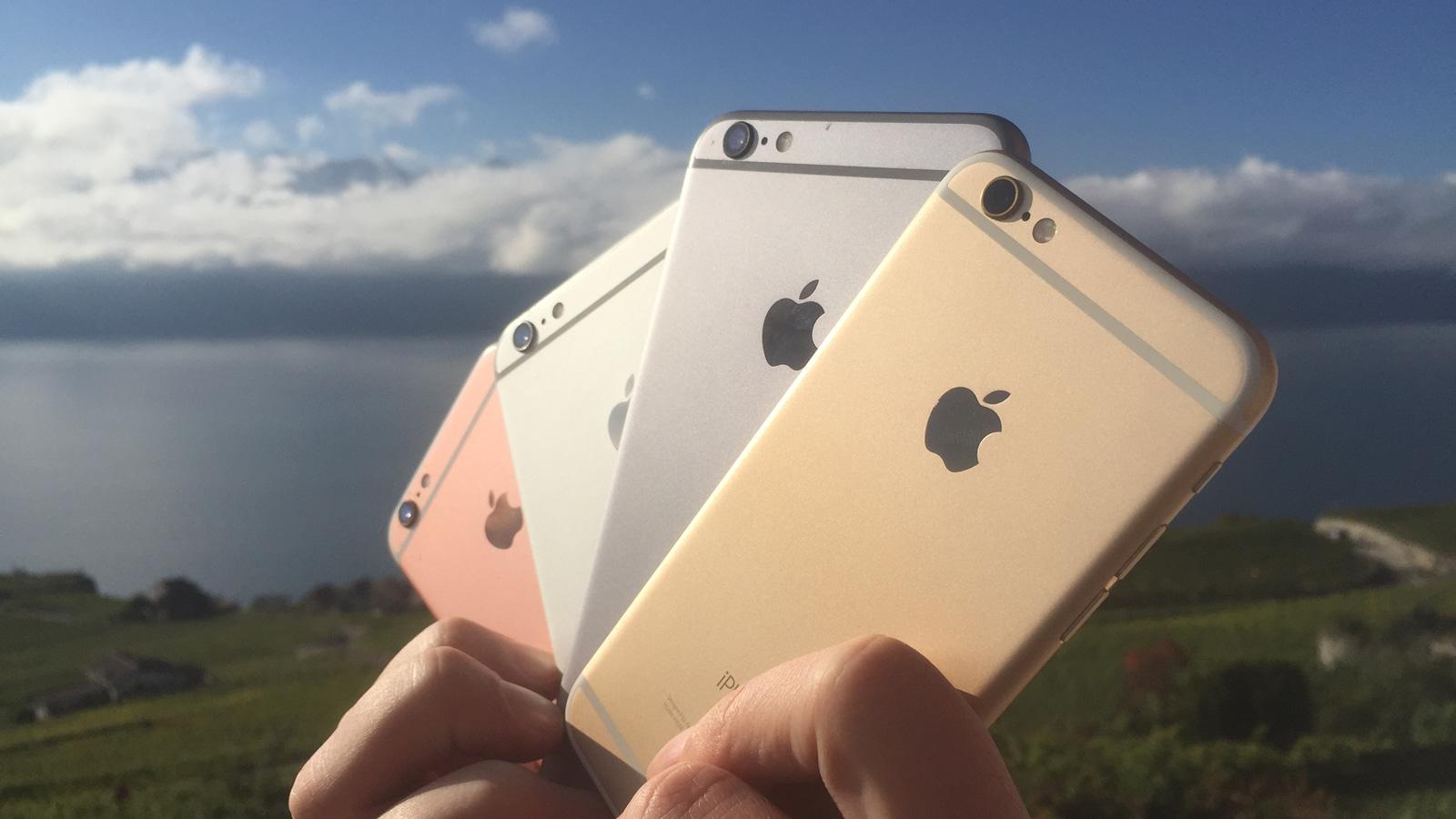 Shot on iPhone 6 ;-)