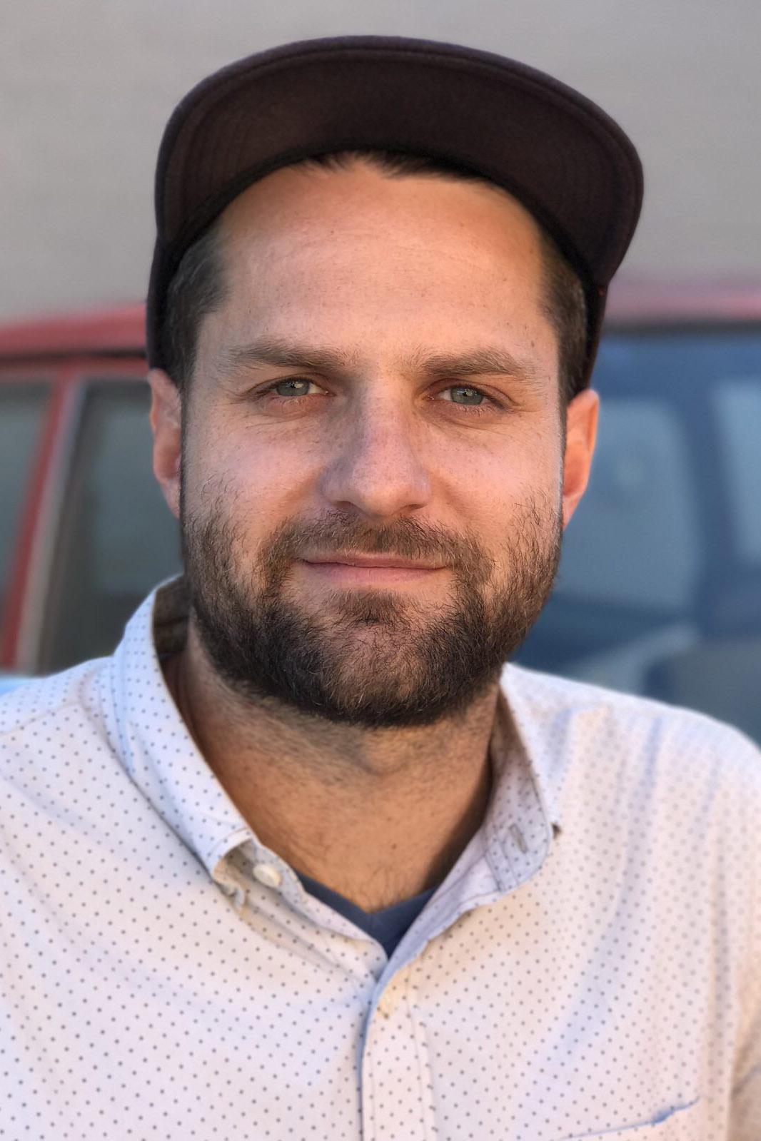 Patrick Dodd , shot on iPhone 7 Plus in Portrait Mode (unedited.)