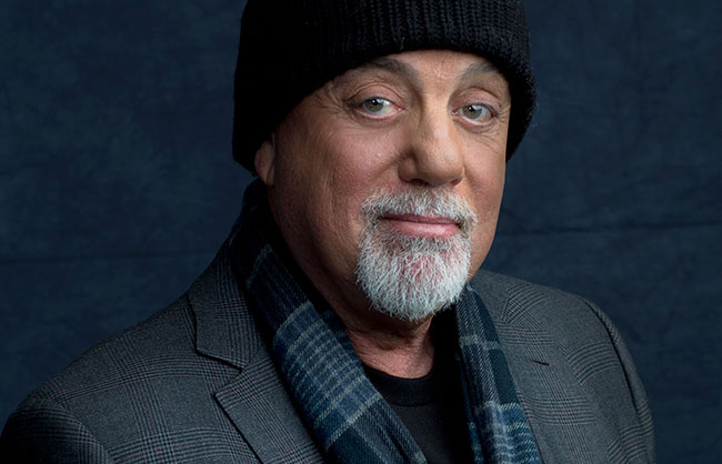 Billy Joel - There are moments in my life when it suddenly hits me that these monumental musical figures – people like Sinatra, Brian Wilson, Stevie Wonder, Tony Bennett, Paul McCartney – actually know my stuff. I always try to keep these moments in mind when the criticism stings.