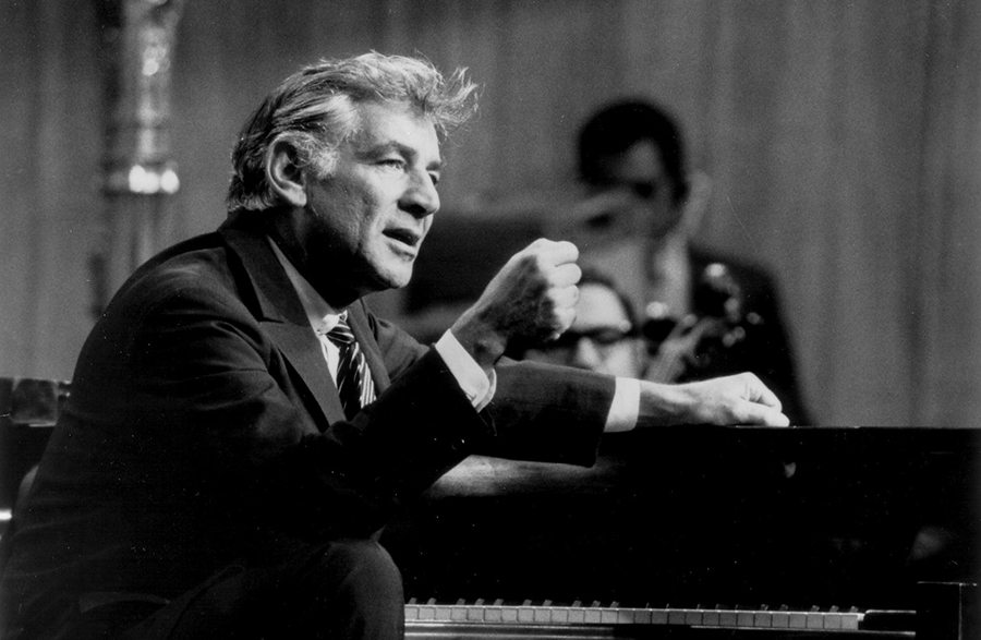 Leonard Bernstein - There is a new song, too complex to get all of first time around. It could come only out of the ferment that characterizes today's pop music scene. Brian Wilson, leader of the famous Beach Boys, and one of today's most important musicians, sings his own 'Surf's Up.'Poetic, beautiful even in its obscurity, 'Surf's Up' is one aspect of new things happening in pop music today. As such, it is a symbol of the change many of these young musicians see in our future.
