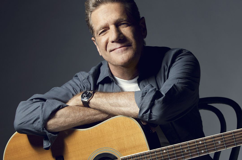 Glenn Frey - The Beach Boys were a huge influence on all of the Eagles; we consider them to be the greatest American vocal band ever. We admire their work and Brian in particular. Well first of all when you start to break (