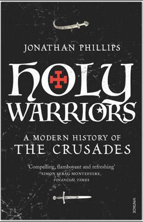 Holy Warriors - Jonathan Phillips
