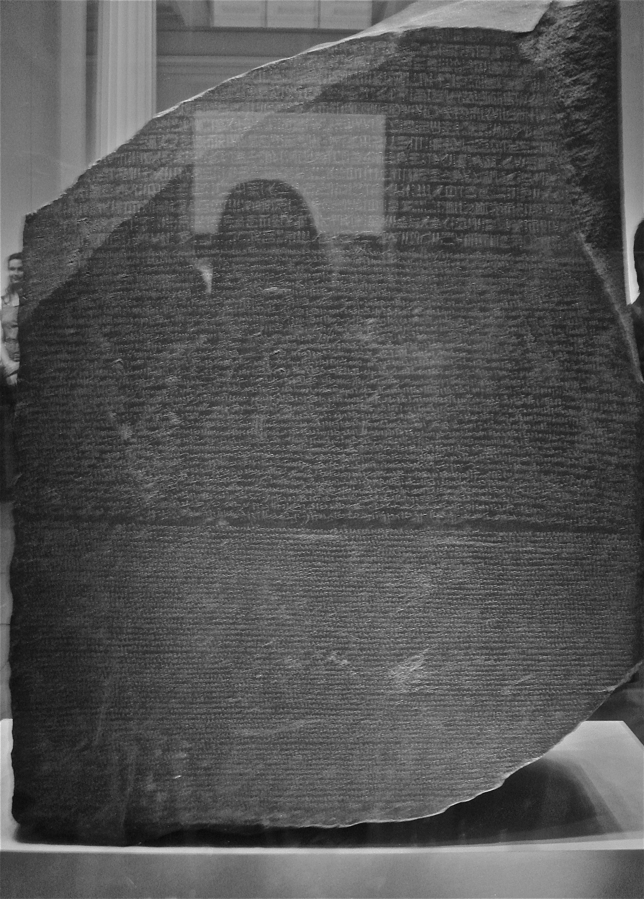 The Rosetta Stone British Museum, London