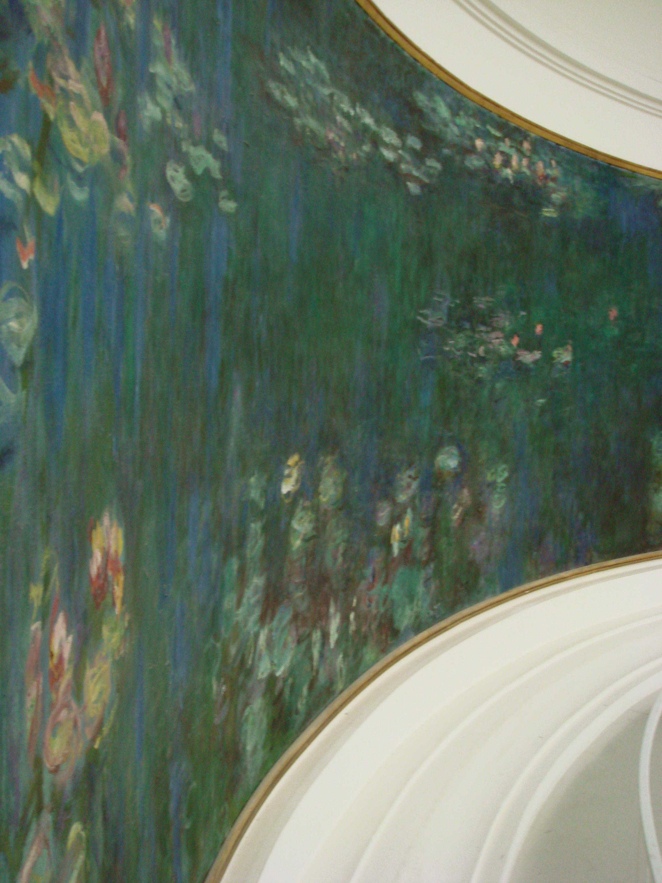 Musee de L'Orangerie, Pari