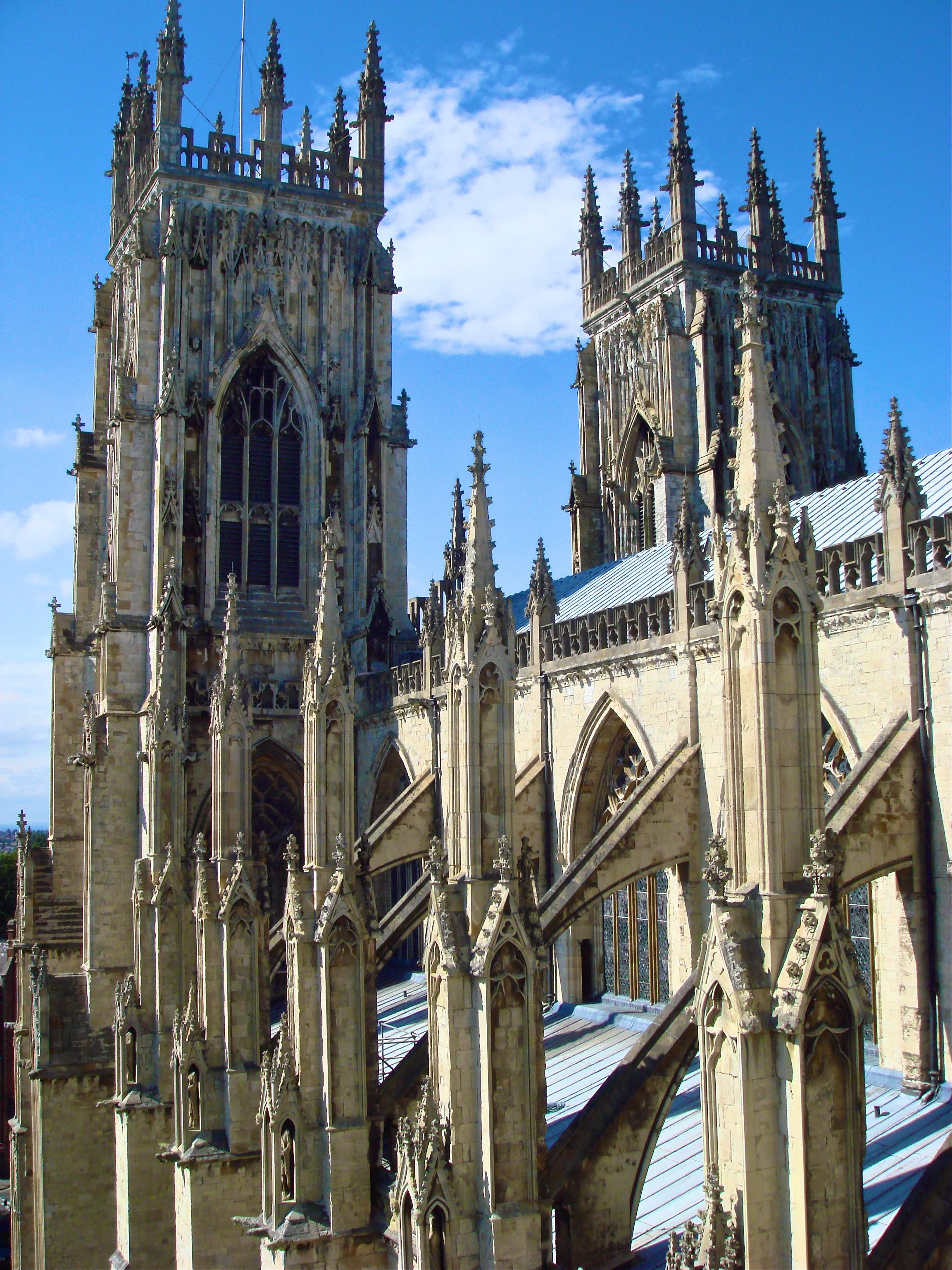 The York Minster       York, UK