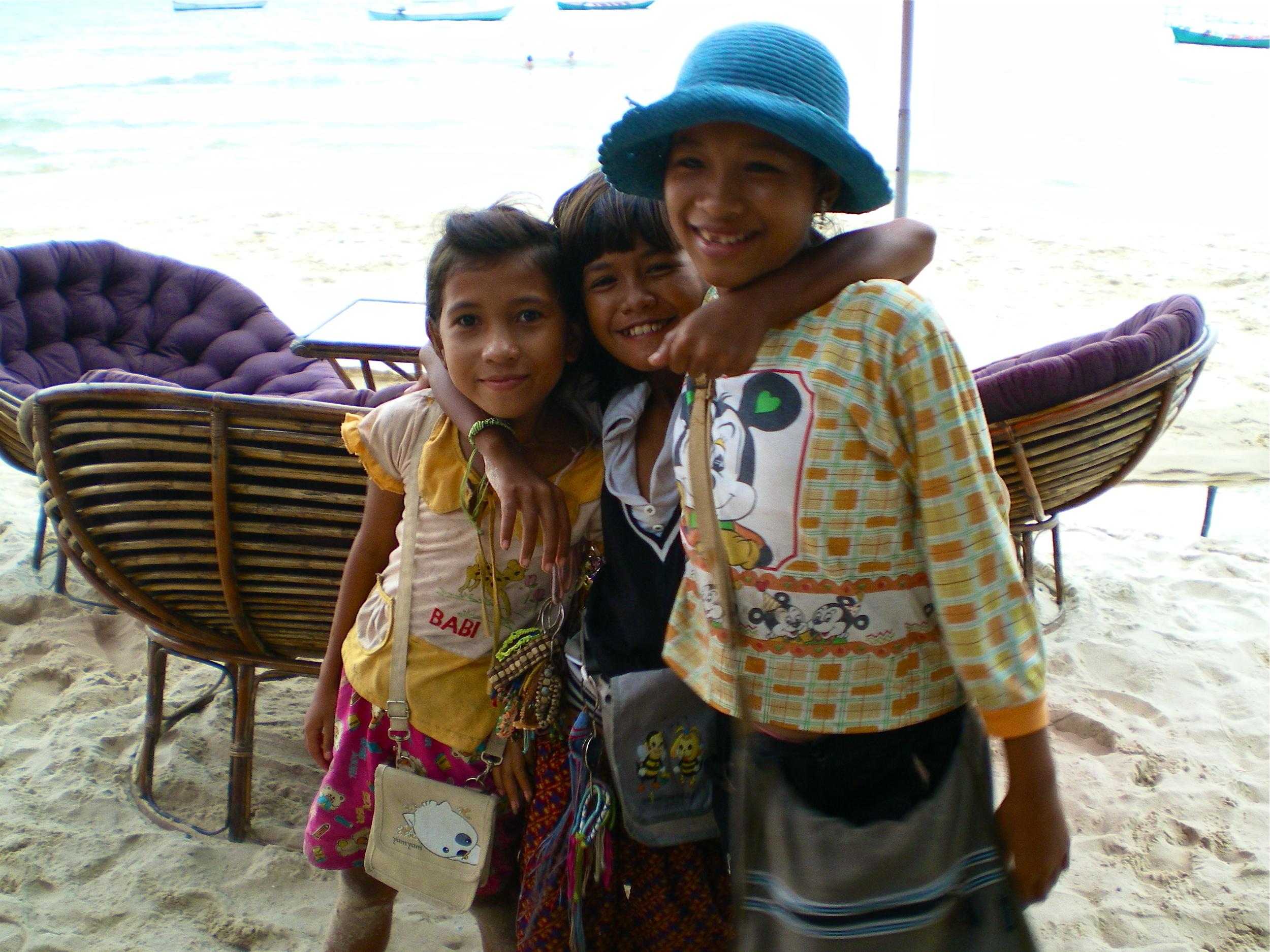 The Beach Girls       Cambodia