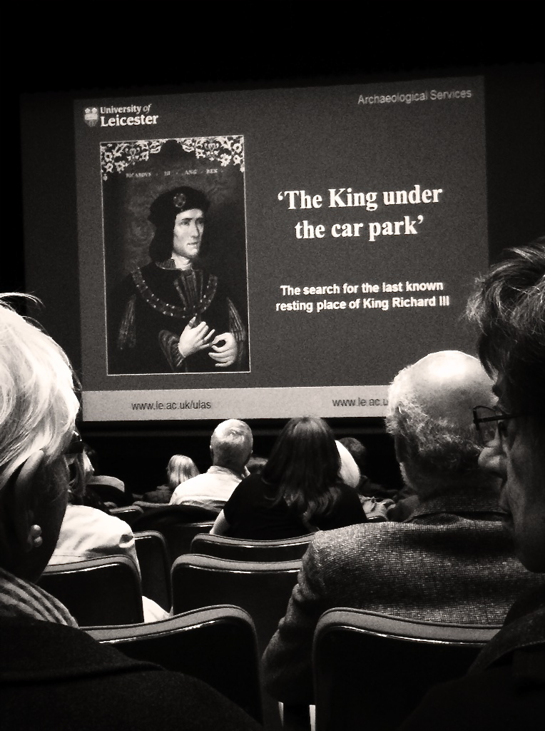 The discovery of King Richard III