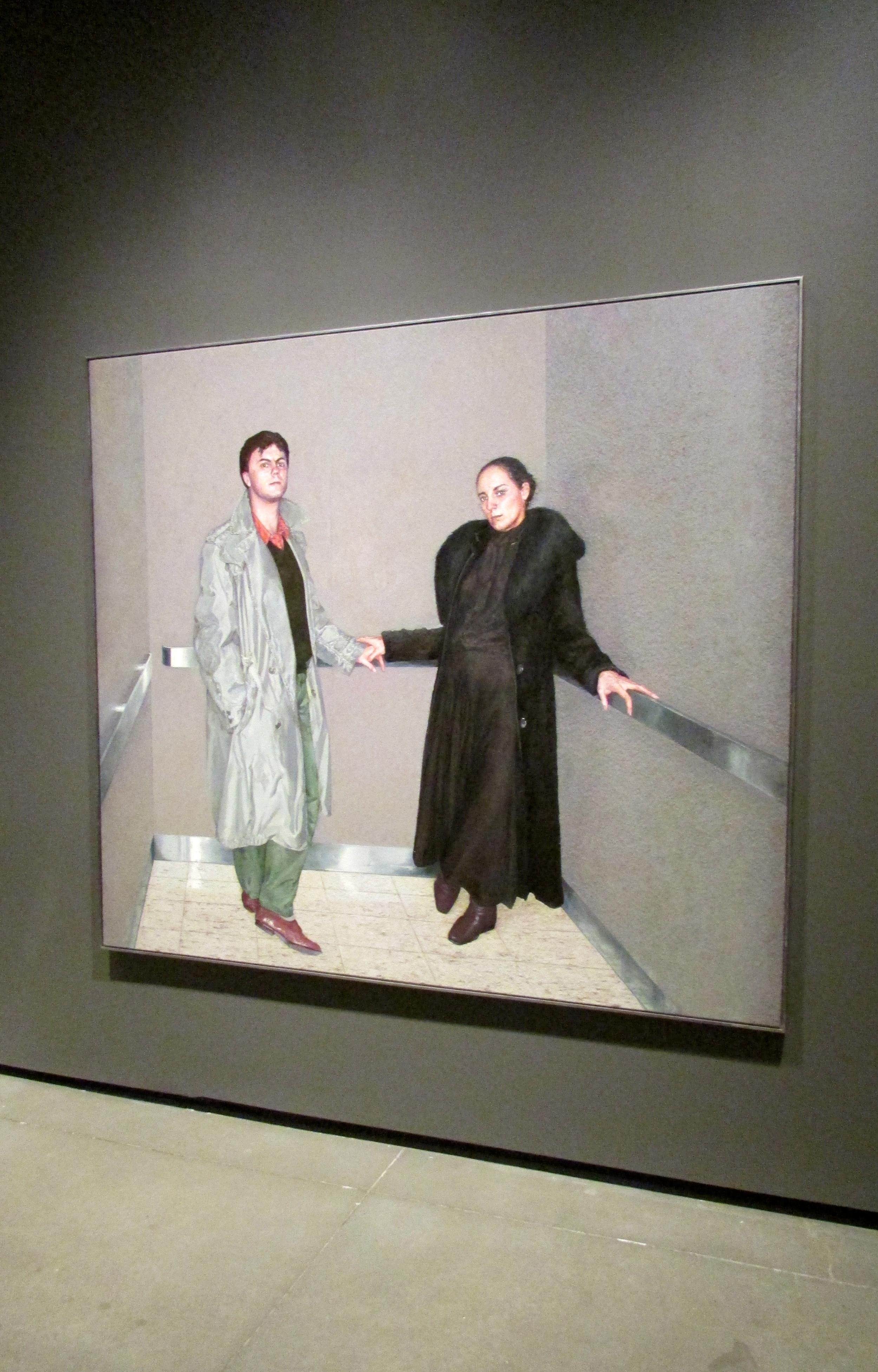 Errol and Alice , 1983   John Brocke