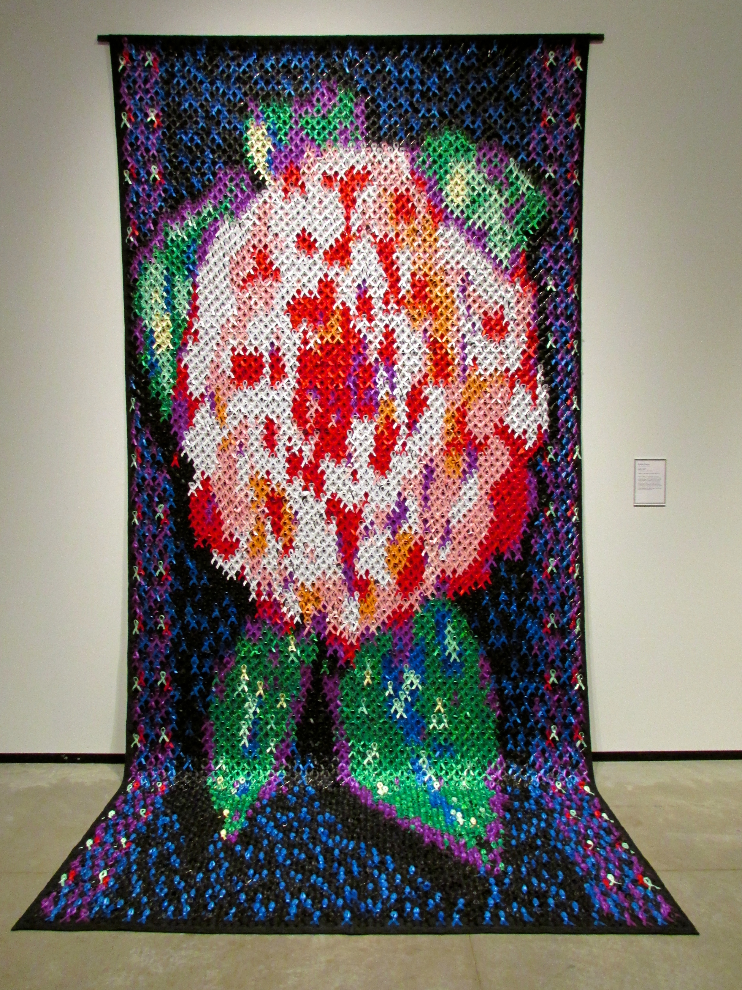 Quilt , 1997      Shelly Ouellet