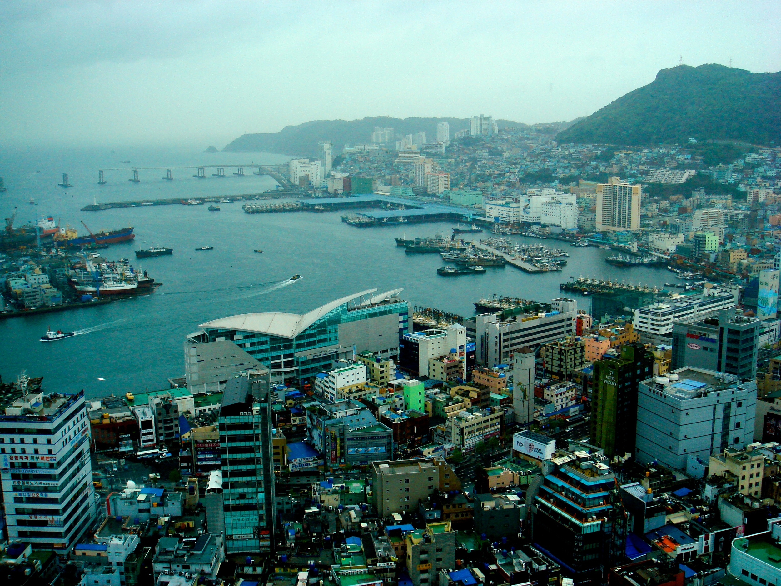 Busan — the second largest city in South Korea