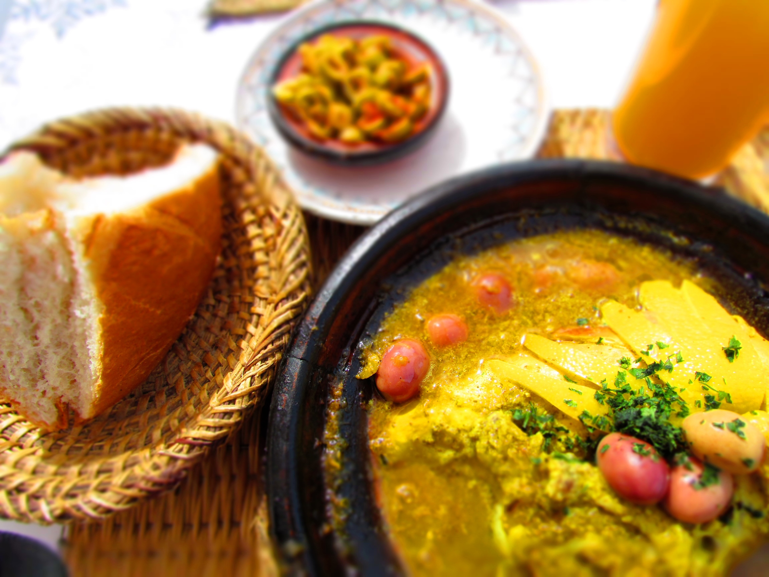 7 Things to Eat in Morocco