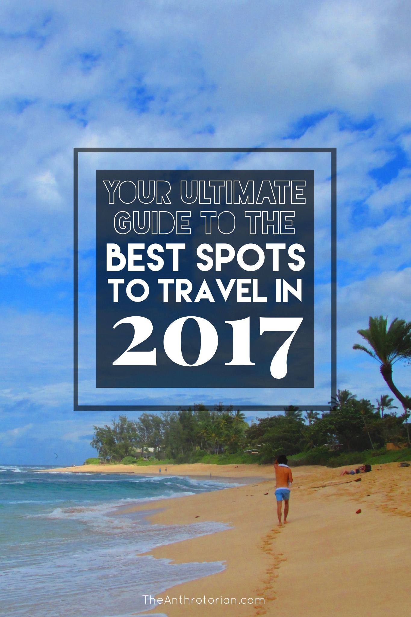 The Best in Travel 2017