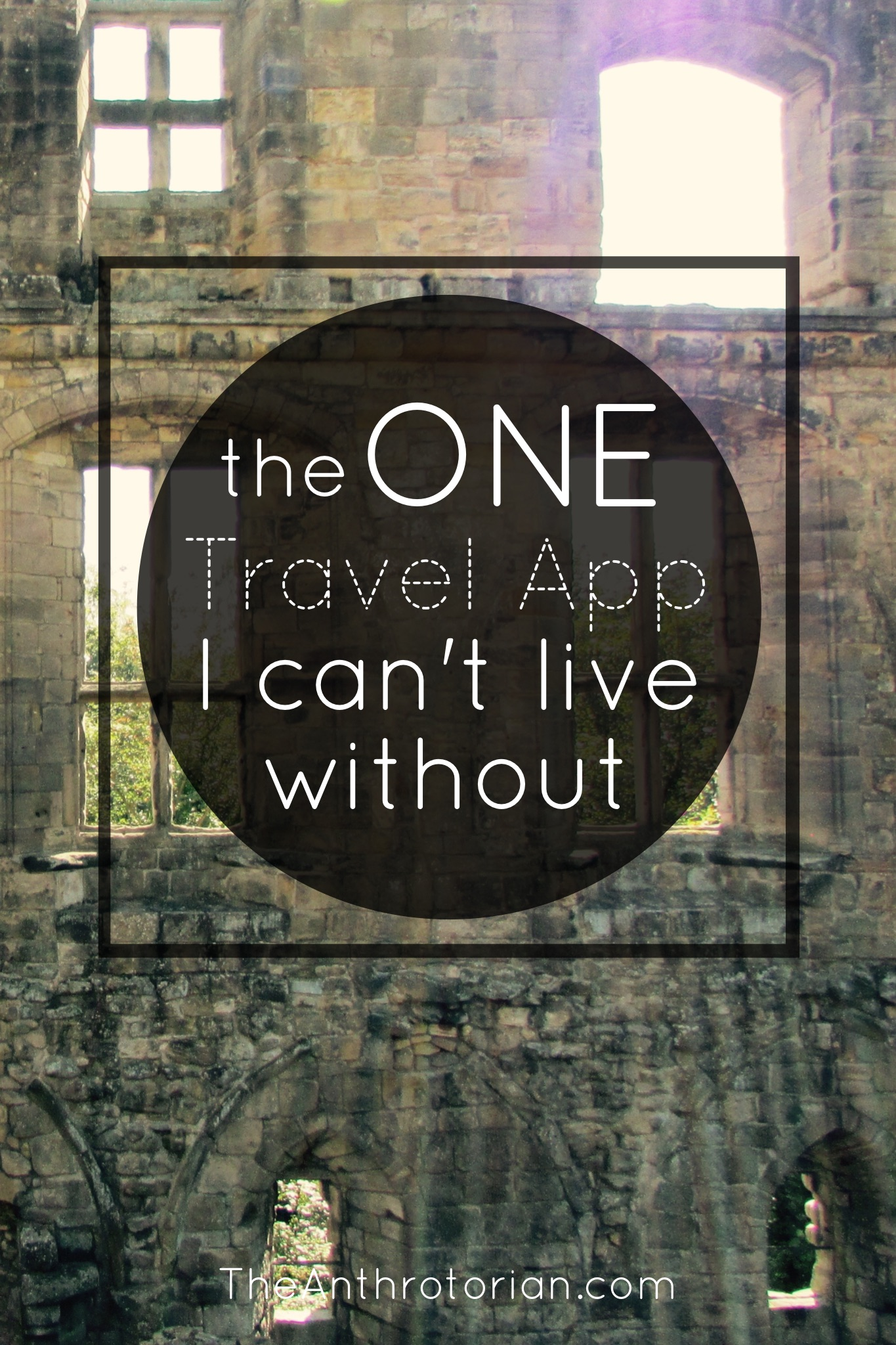The One Travel App I Can't Live Without