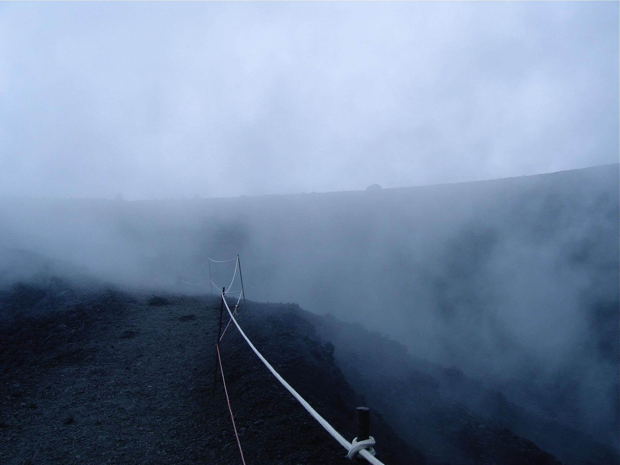 The Active Volcano-Mt Etna