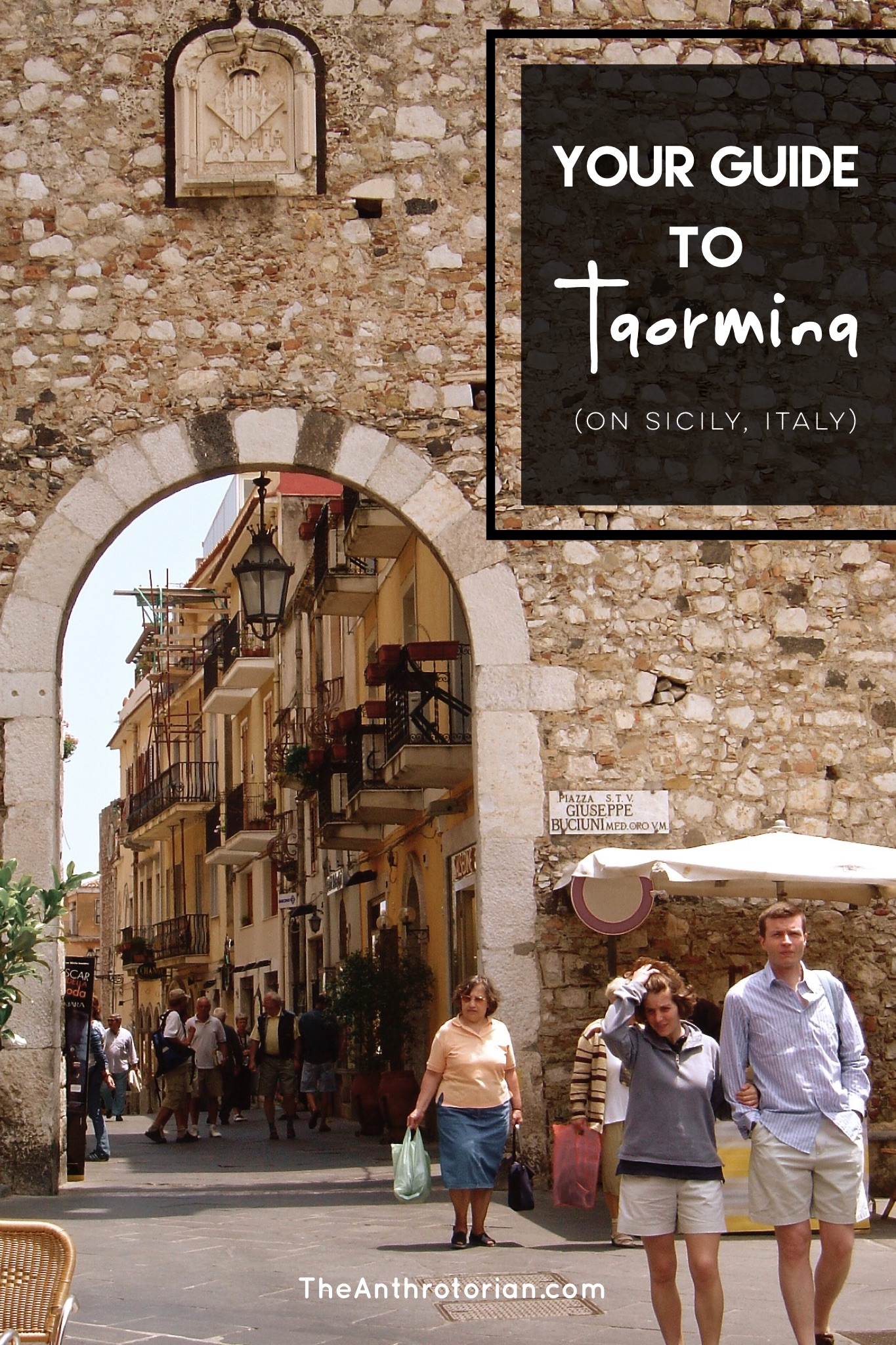 Your Guide to Taormina