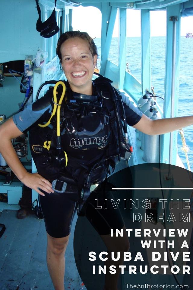 A Very Happy Diver!