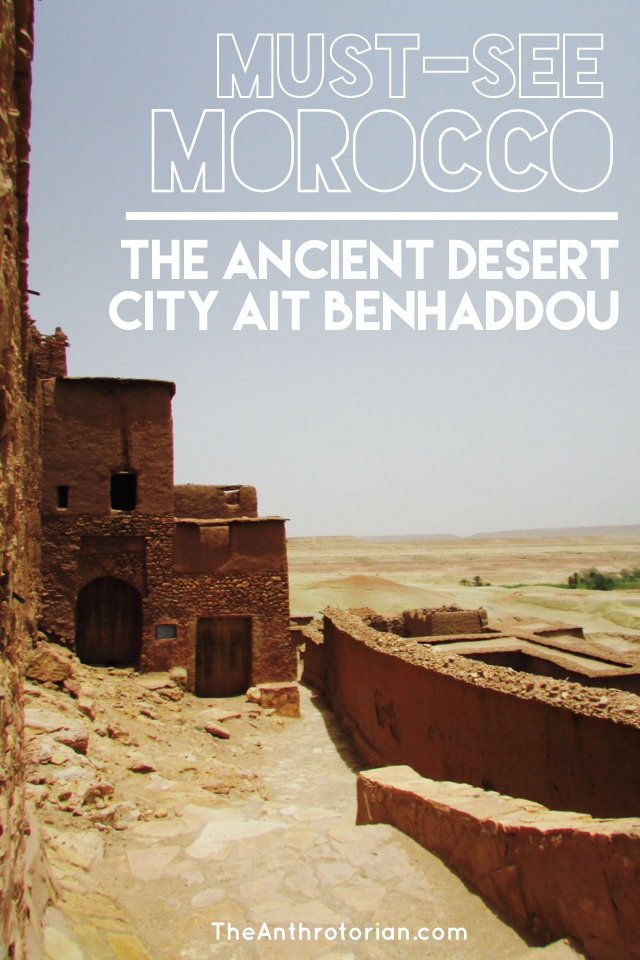 Must-see sight in Morocco