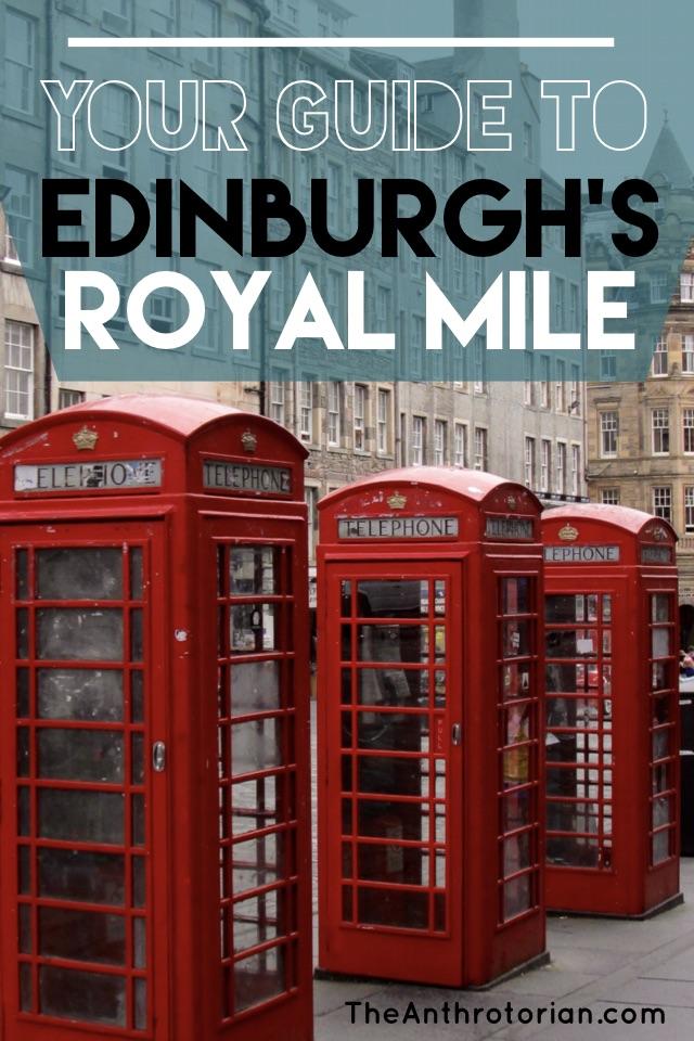 Exploring Edinburgh's Most Famous Street