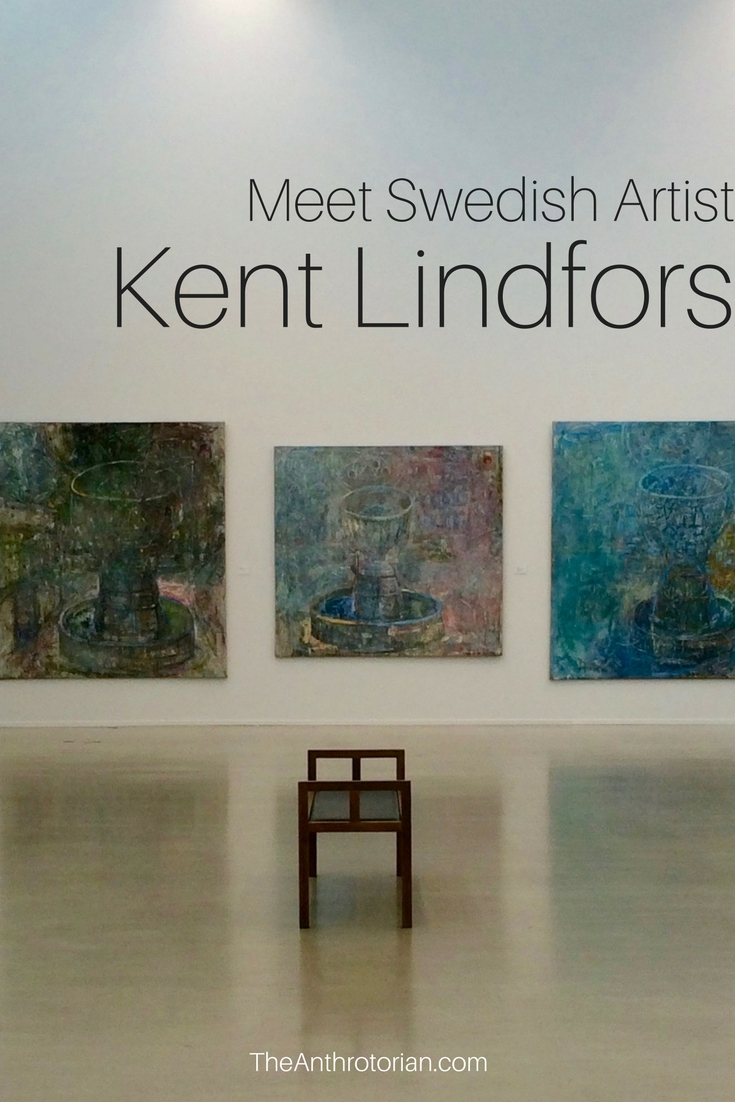 Swedish Artist Kent Lindfors