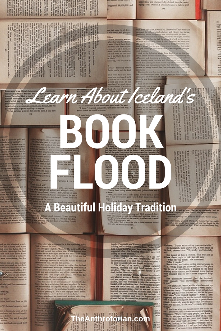 Iceland's Christmas Book Flood