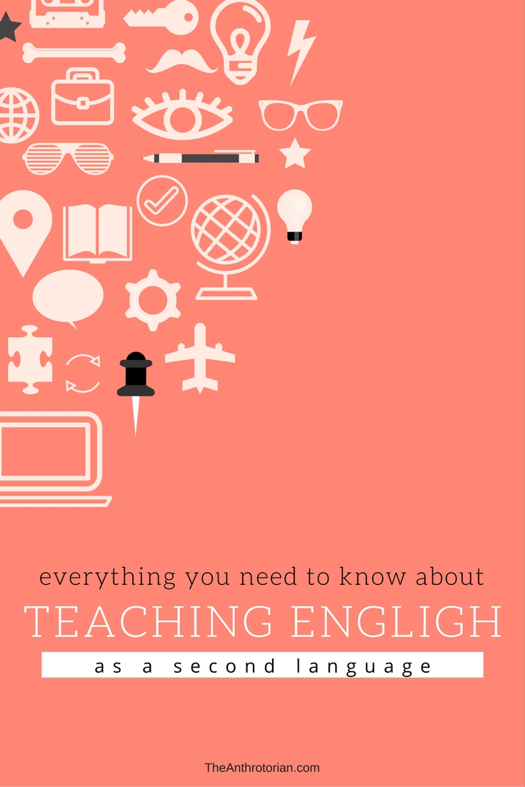 Guide to Teaching English as a Second Language
