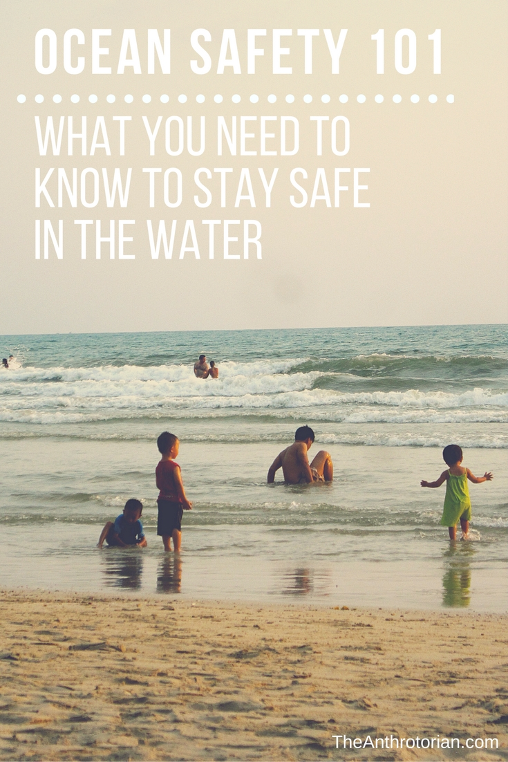 How to stay safe in the ocean