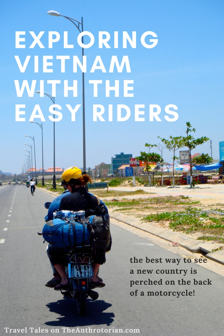 Exploring Vietnam with the Easy Riders