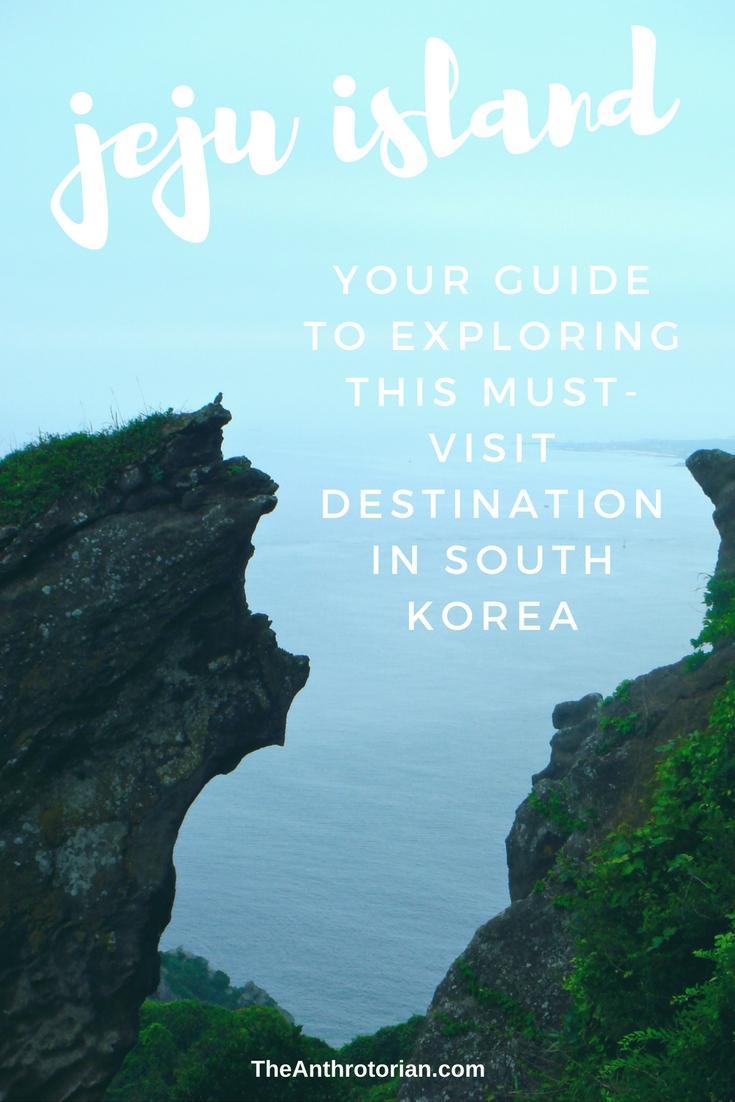 travelling to Jeju Island