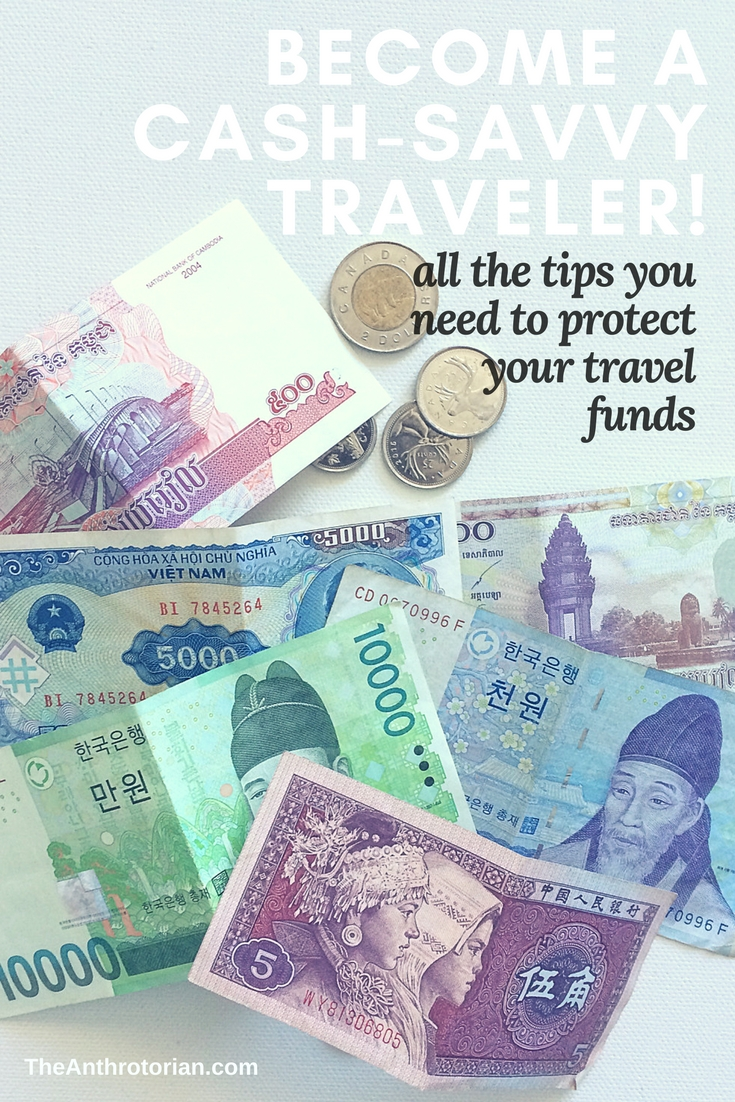 Tips for Cash-Savvy Travelers