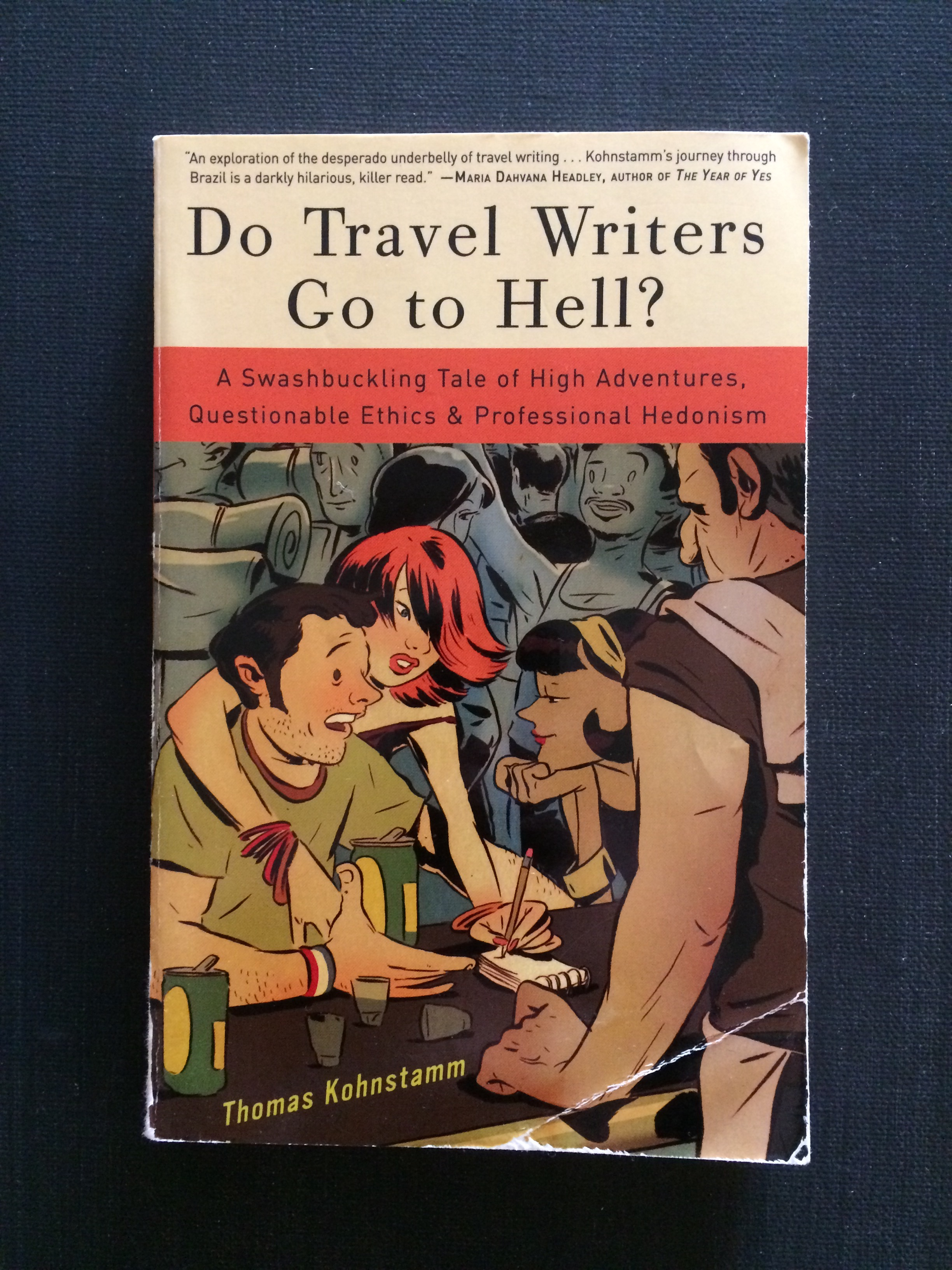 Do Travel Writers Go To Hell