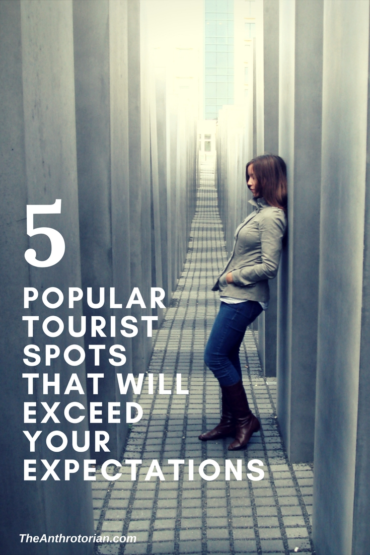 Popular tourist spots that will exceed your expectations