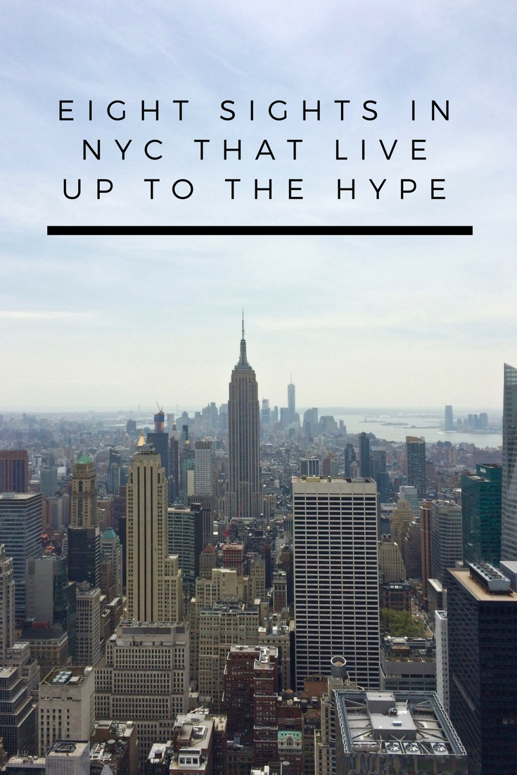 Sights in New York City That Are Worth Seeing (plus packing tips for NYC)