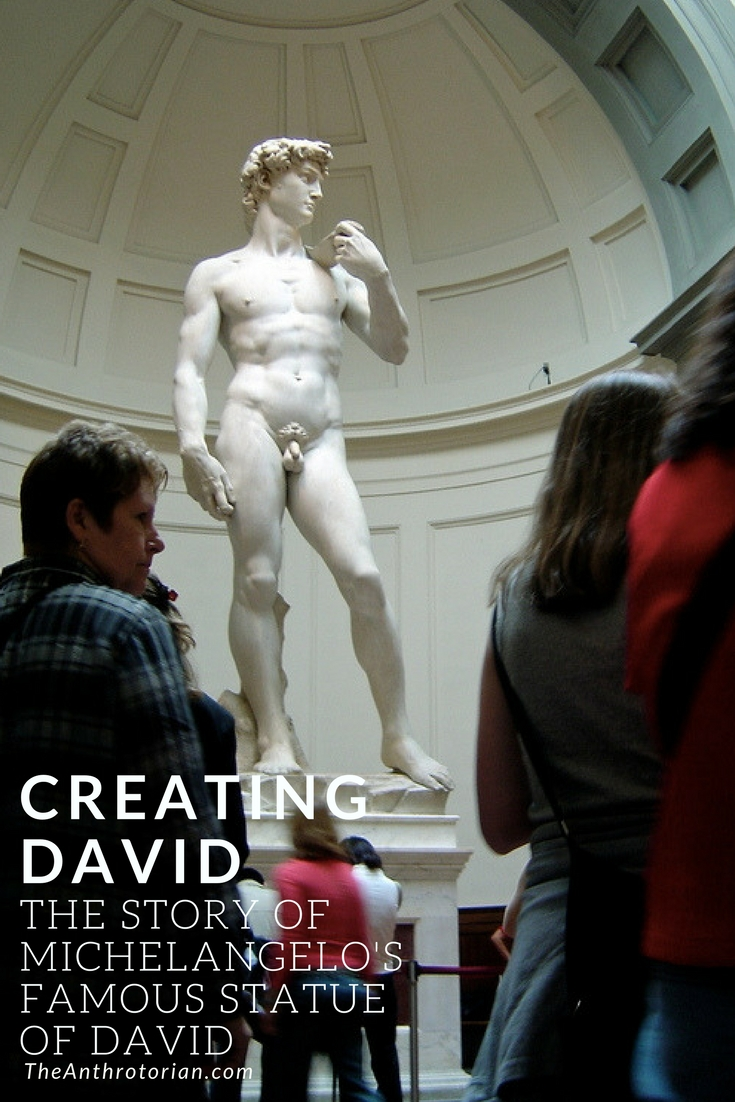 David,  1501-1504       Michelangelo Buonarroti
