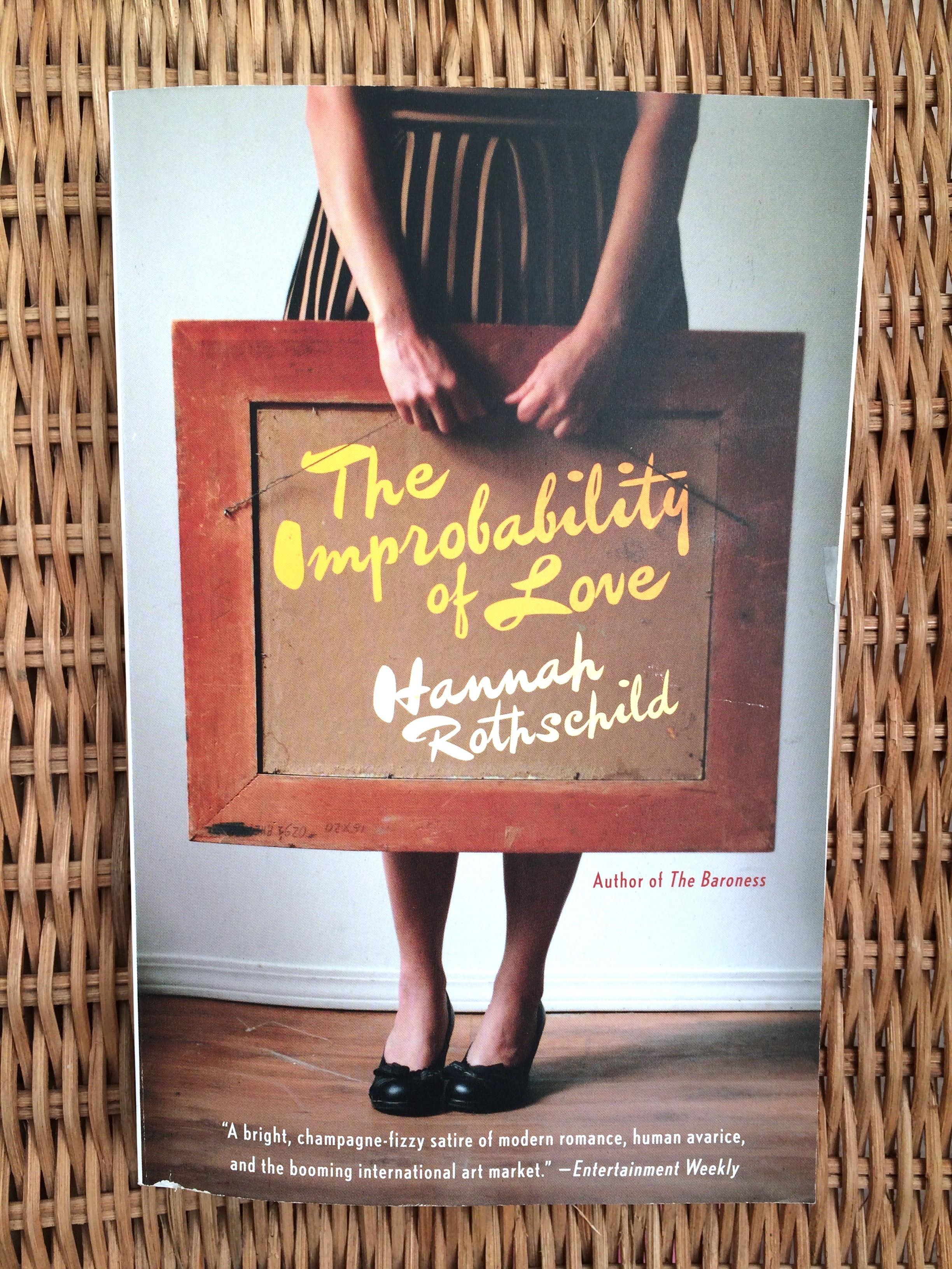 Reads For The Road: The Improbability of Love