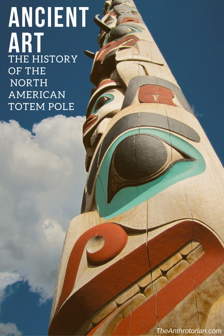North American Totem Pole