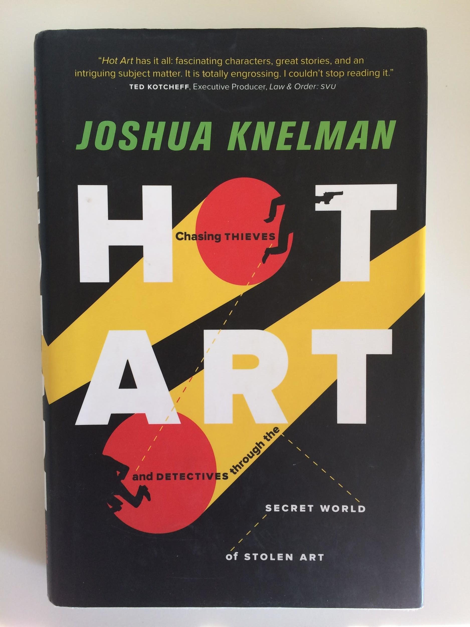 Hot Art by Joshua Knelman
