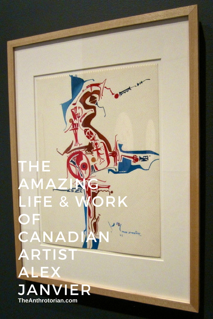 The Life and Work of celebrated Canadian Artist Alex Janvier