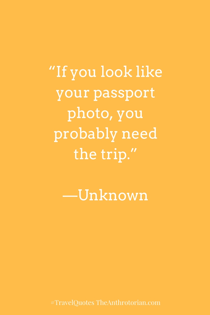 The best travel quotes for adventure