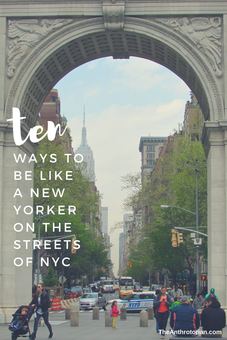 how to be like a new yorker in NYC