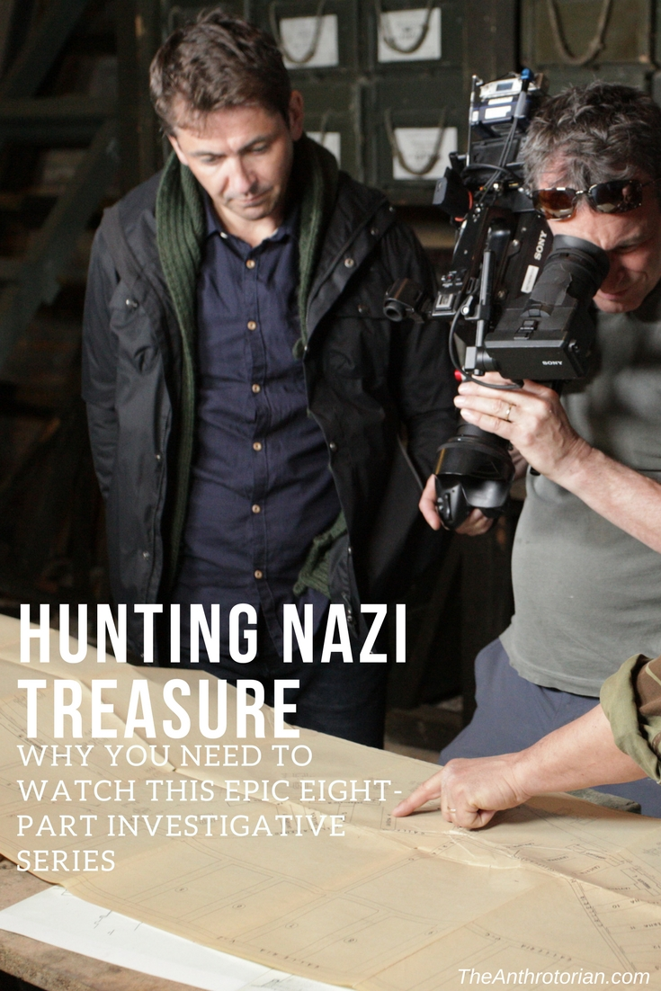 Hunting Nazi Treasure