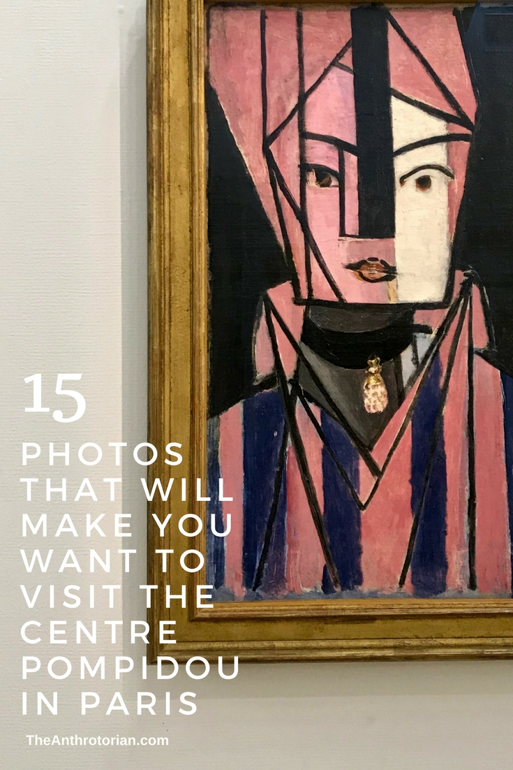 photos that will make you want to visit the Centre Pompidou museum in Paris