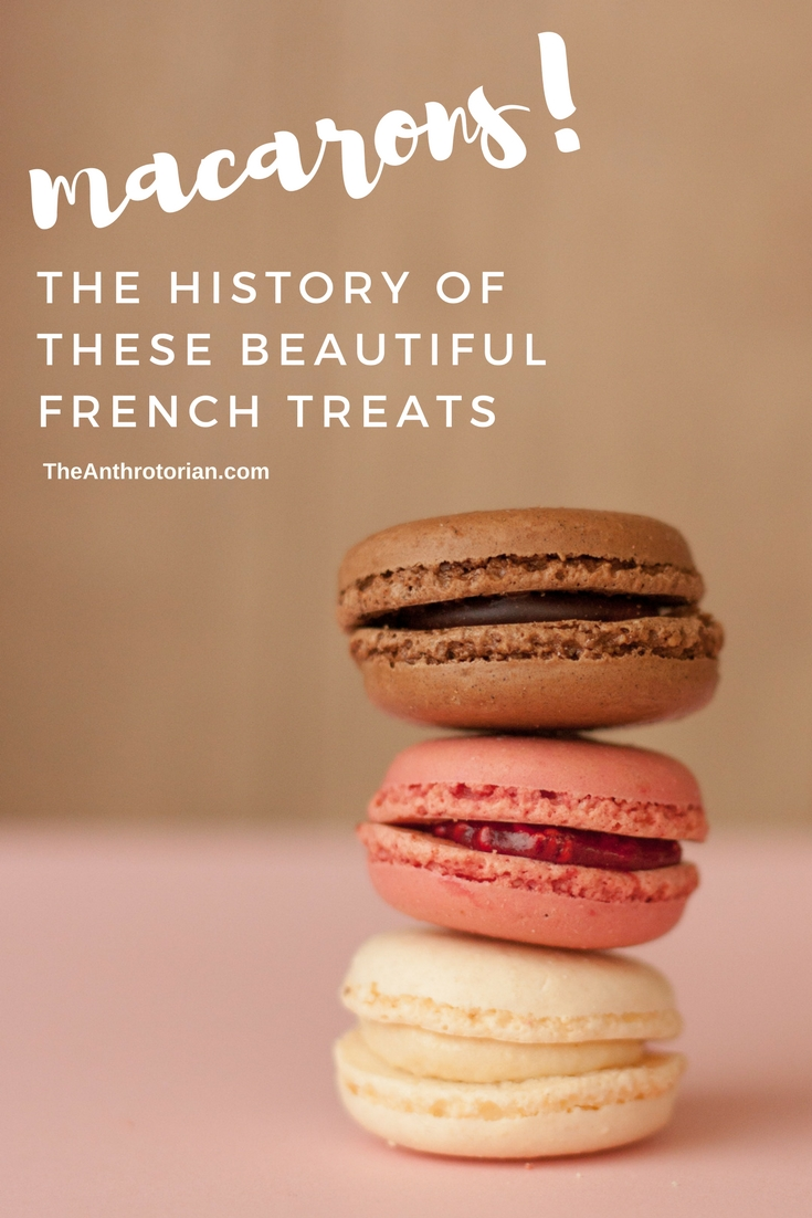 the history of macarons