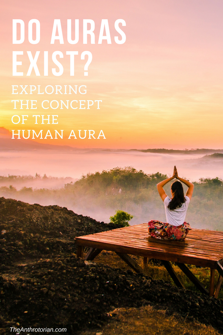 Do auras exist?